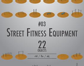 Street Fitness Equipment 22 models