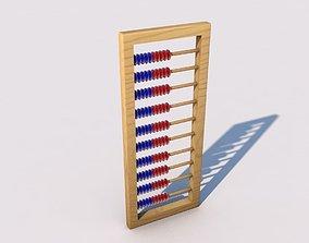 Abacus 3D model