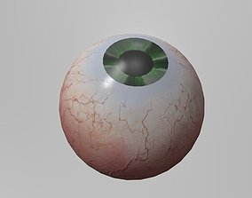 body 3D Human eye