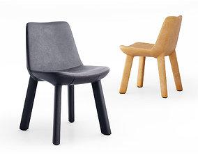 Bludot Neat dining chair 3D model