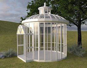 3D Arbor for garden