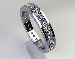 Eternity Ring 3D print model