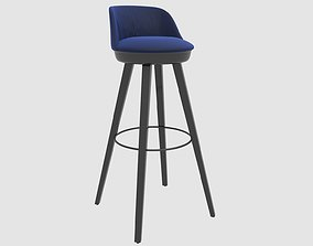 Tommy stool FREI FRAU 3D model