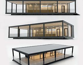 Villa house 12 3D asset