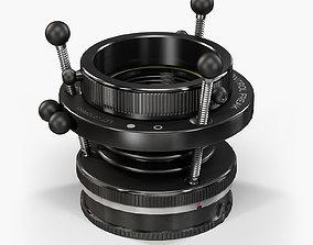 3D asset Lensbaby Control Freak lens