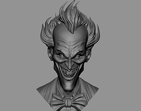 character The Joker Head Printable