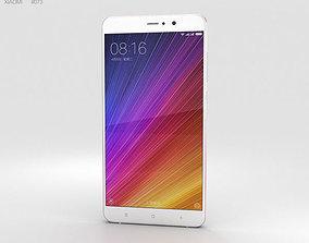 3D model Xiaomi Mi 5s Plus Rose Gold