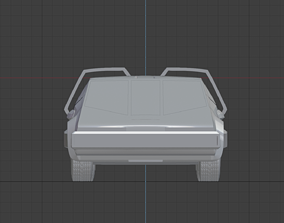 StarCar from The Last 3D printable model