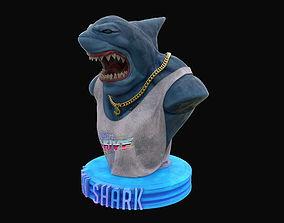 3D model Loan Shark Bust