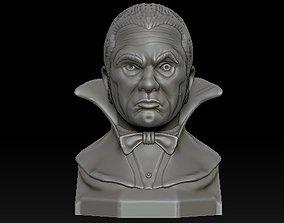Dracula Bust 3D print model