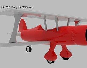 3D asset Bi-Plane