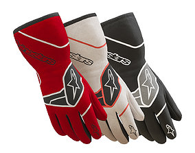 Alpinestars TECH-1 RACE V2 GLOVES 3D