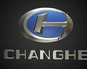 3D model changhe logo
