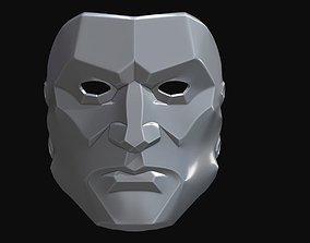 3D printable model Heavy Gaurd Mask