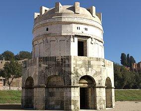 3D Mausoleum of Theodoric