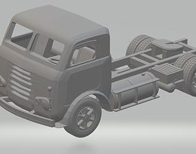 3D print model Fnm truck brazilian alfa romeo camion