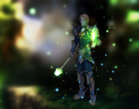 animated 3Dfoin - Royal Wizard