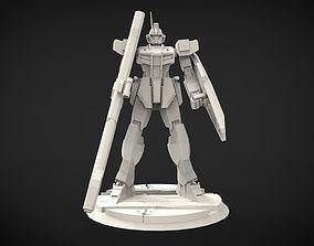 3D printable model GAT-02L2 Dagger L
