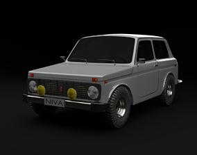 LADA NIVA 3D model lada