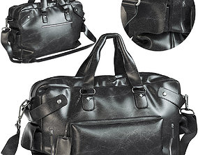 Bag for men 3D model