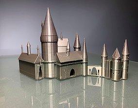 Hogwarts 3D printable model