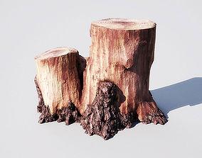 stump 14-02 AM148 3D