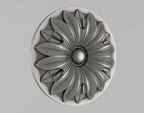 3D print model Decor Rosettes cnc