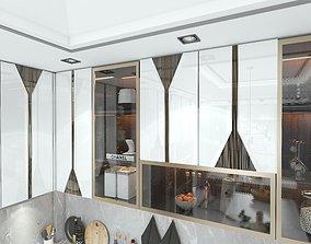 Kitchen Village 3D model
