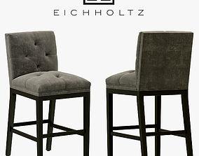 3D model Eichholtz Bar Stool Cesare