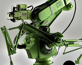 Car Robot 3D model