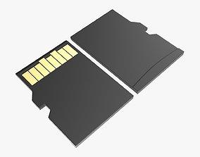 3D Memory card micro SD