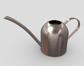 3D asset realtime Watering Can