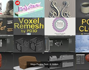 Mega Plugins Pack 3D model