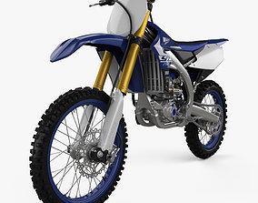 Yamaha YZ250F 2020 3D