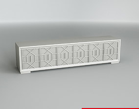 Commode 3D model of