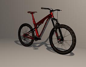 Mountain Bike 2 3D model realtime