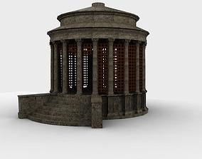ROMA ANTIC BUILD 3D