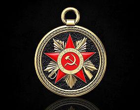 The Order of the Patriotic war 3D print model