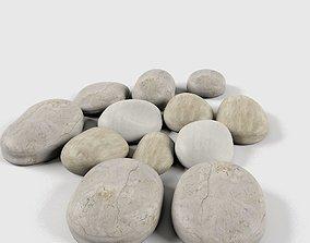 Pebble Stone 3D