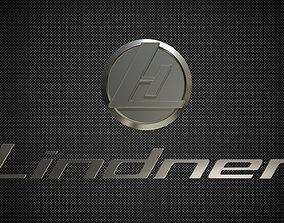 3D lindner logo