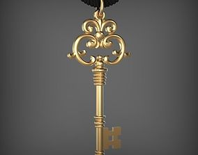 3D print model Pendant Key 3 STL
