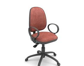 3D Rolling Office Chair