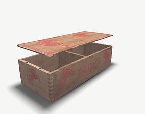 3D model Chesse box