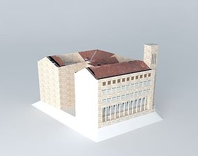 3D model Tax Office