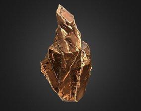 3D model Copper stone