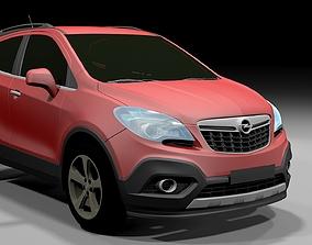 3D Opel Mokka 2013