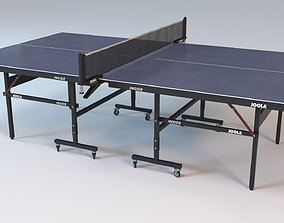 3D model Walmart Competition Grade Table Tennis Table