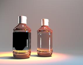 3D model Bottle kitchen other