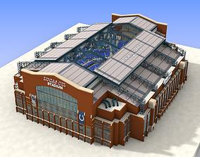 3D asset Lucas Oil Stadium