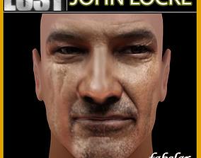 John Locke 3D model